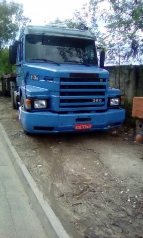 Scania 113 hs 360 top line 4x2 - Caminhões, ônibus e vans - Olinda, Nilópolis | OLX
