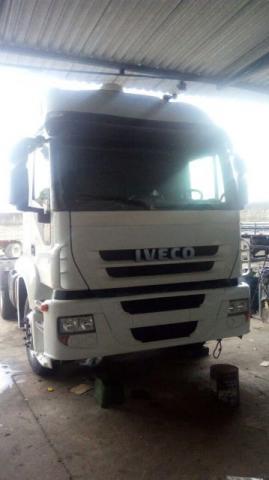 Iveco Stralis 420 - Caminhões, ônibus e vans - Cachambi, Rio de Janeiro | OLX