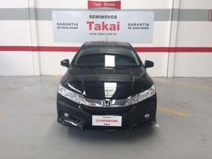 Honda City 1.5 Exl 16v Flex 4p Automático  em Blumenau