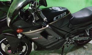 Vendo uma CBR 450 toda restaurada,  - Motos - Santa Cruz, Rio de Janeiro | OLX