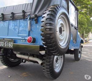 Jeep Ford Willys  RARIDADE
