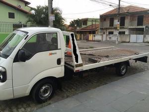 Reboque Kia Bongo Plataforma Hidraúlica 4,5 Mts Único Dono Ano - Caminhões, ônibus e vans - Fonseca, Niterói | OLX
