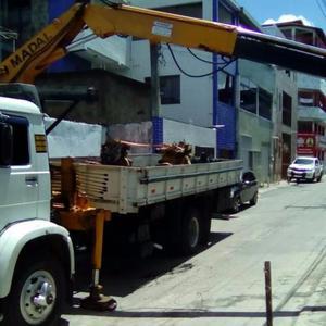 Maquinas munck gruas garras retroescavadeiras e implementos diversos - Caminhões, ônibus e vans - Rio de Janeiro, Rio de Janeiro | OLX