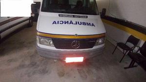 Ambulancia Sprinter  - Caminhões, ônibus e vans - Praia Campista, Macaé   OLX