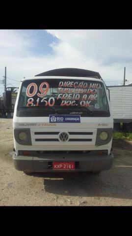 Caminhão VW Volkswagen  carroceria - Caminhões, ônibus e vans - Campo Grande, Rio de Janeiro | OLX