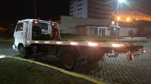 Reboque vw  prancha hidráulica - Caminhões, ônibus e vans - Campo Grande, Rio de Janeiro | OLX