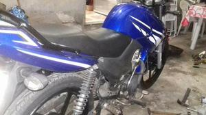 Yamaha YBR Factor 125k Blue Racing ano  - Motos - Agostinho Porto, São João de Meriti | OLX
