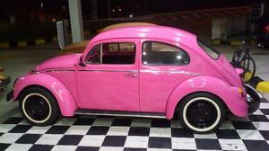 Vw - Volkswagen Fusca Rosa Personalizado, Ano  - Lindo Carro,  - Carros - Sol E Mar, Macaé | OLX