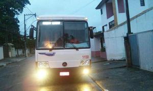 Onibus mercedes O400RSD em ótimo estado - Caminhões, ônibus e vans - Parque Guarus, Campos Dos Goytacazes | OLX
