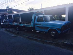 Reboque Ford F350 diesel ano , prancha fixa com asa delta - Caminhões, ônibus e vans - Jardim Carioca, Rio de Janeiro | OLX