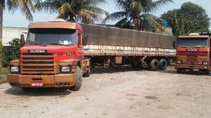 Scania 113 trucada  unico dono - Caminhões, ônibus e vans - Novo Horizonte, Itaboraí | OLX