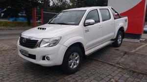Toyota Hilux Cabine Dupla SRV M/T 3.0L 4x4 Diesel,  - Carros - Centro, Nova Friburgo | OLX