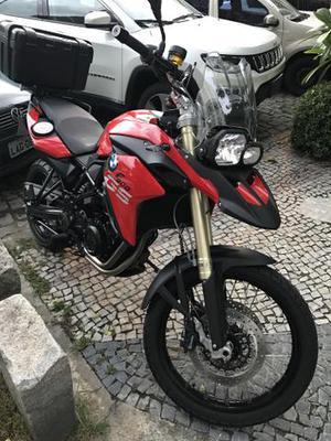 Bmw F800 GS  VERMELHA,  - Motos - Lagoa, Rio de Janeiro | OLX