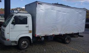 Caminhão Volks  com Baú - Caminhões, ônibus e vans - Bom Jardim, Rio de Janeiro | OLX
