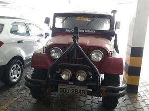 Jeep Willys  - Carros - Jardim Amália, Volta Redonda | OLX