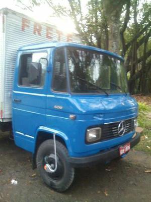 Mb 608 - Caminhões, ônibus e vans - Oficinas Velhas, Barra do Piraí | OLX