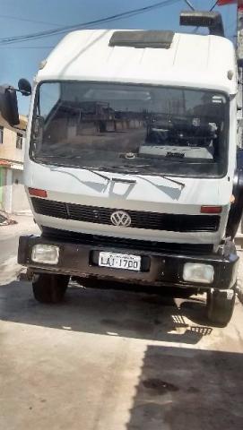 Caminhao vw caçamba 96 - Caminhões, ônibus e vans - Parque Novo Rio, São João de Meriti | OLX