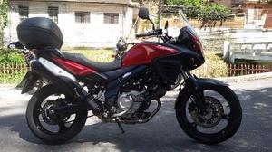 Suzuki Dl 650 V-Strom vermelha  - Motos - Centro, Petrópolis | OLX
