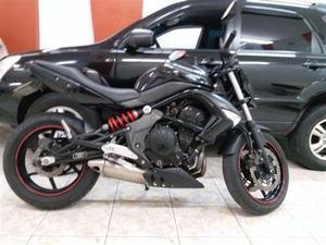 Kawasaki Er-6n 650 nova doc.  ok aceito carro ou moto maior ou menor valor financio,  - Motos - Piedade, Rio de Janeiro | OLX