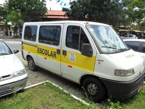 Van Fiat Ducato - 16 lugares Ano  - Caminhões, ônibus e vans - Armação Dos Búzios, Rio de Janeiro | OLX