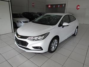 Chevrolet Cruze Sedan 1.4 Turbo Lt 16v Flex 4p Automático