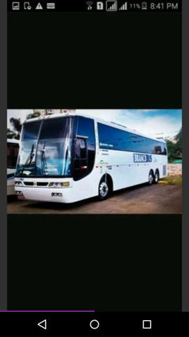 Vendo ônibus confortável alugamos passeios 50 lugares - Caminhões, ônibus e vans - Km 32, Nova Iguaçu | OLX