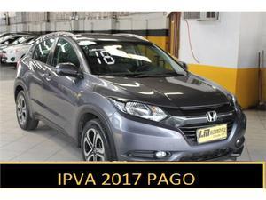 Honda Hr-v v flex ex 4p automático,  - Carros - Jardim Império, Nova Iguaçu | OLX