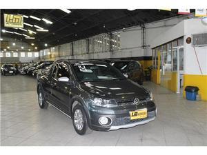 Volkswagen Saveiro 1.6 cross ce 8v flex 2p manual,  - Carros - Jardim Império, Nova Iguaçu | OLX