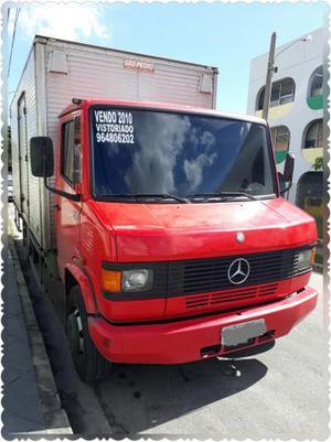 Caminhão Mercedes Benz baú 710 ano  único dono - Caminhões, ônibus e vans - Campo Grande, Rio de Janeiro | OLX