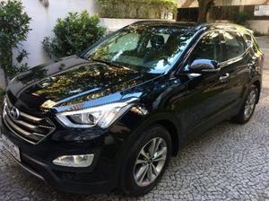 Hyundai Santa Fe  Top 7 lugares Teto Xenon km,  - Carros - Lagoa, Rio de Janeiro | OLX