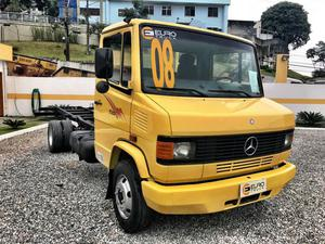 Mercedes-benz 710 plus amarelinha - Caminhões, ônibus e vans - Várzea, Teresópolis | OLX