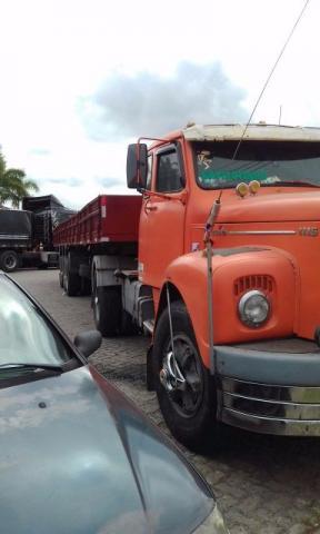 Conjunto Cavalo e carreta - Caminhões, ônibus e vans - Água Limpa, Volta Redonda | OLX