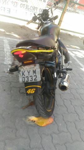 Fan 125 ano  - Motos - Penha, Rio de Janeiro   OLX