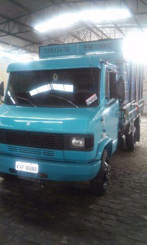 Caminhão MB 709 - Caminhões, ônibus e vans - Parque Turf Club, Campos Dos Goytacazes | OLX