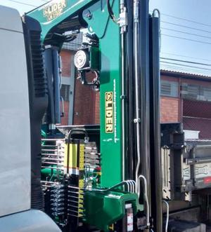 Guindastes Munck líder 26 ton - Caminhões, ônibus e vans - Piam, Belford Roxo | OLX