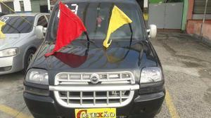 Fiat Doblo EX 1.3 + GNV 7 lugares Nova -  - Carros - Vaz Lobo, Rio de Janeiro   OLX