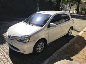 Toyota etios xs 1.5 u dono km na garantia Toyota,  - Carros - Barra da Tijuca, Rio de Janeiro   OLX