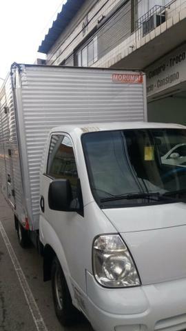 Kia bongo - Caminhões, ônibus e vans - Vila Sarapuí, Duque de Caxias   OLX
