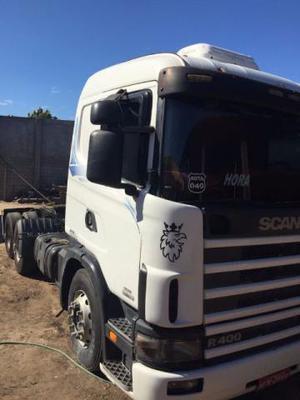 Scania R-124 GA x2 NZ - Caminhões, ônibus e vans - São Cristóvão, Cabo Frio | OLX