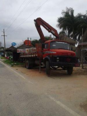 MB munck 7 ton - Caminhões, ônibus e vans - Centro, Guapimirim | OLX