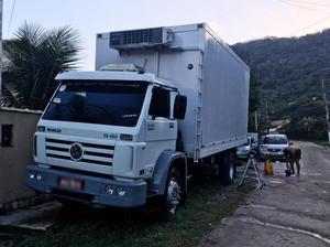 Caminhão Volkswagen  E Worker + Bau frigorífico - Caminhões, ônibus e vans - Itaipuaçu, Manoel Ribeiro, Maricá | OLX