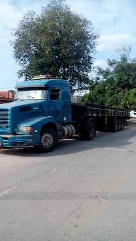 Conjunto cavalo e carreta - Caminhões, ônibus e vans - Vila Santa Cruz, Duque de Caxias | OLX