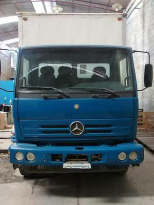 Vendo Caminhão MB  - Baú - Caminhões, ônibus e vans - Itaúna, São Gonçalo | OLX