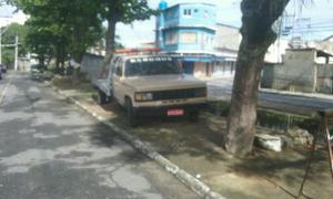 Reboque guincho prancha fixa - Caminhões, ônibus e vans - Venda da Cruz, São Gonçalo   OLX