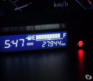 Toyota Etios  km