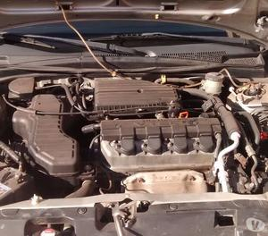 Honda Civic Ex  Automático Prata