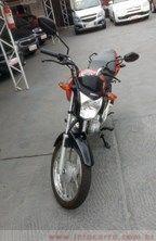 Honda CG 160 START P Vermelho Flex