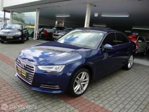 Audi A4 2.0 Tfsi Launch Edition Gasolina 4p S Tronic  em