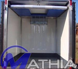 camara termica para baus refrigere sua carga