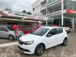 Renault Sandero v Sce Flex Vibe Manual  em Taió